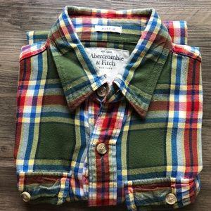 A&F Flannel Shirt